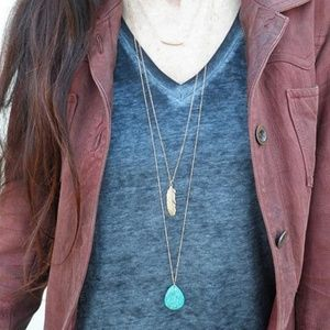 Triple Layer Sweater Chain
